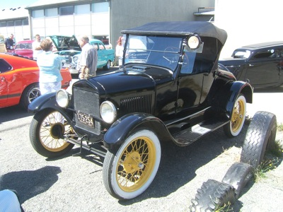 today many people think the model t is one of the most important cars ever made because it brought mobility to the masses others who apparently think the