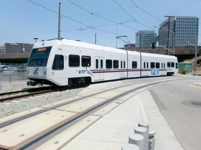 Wonderful Many If Not Most San Jose Light Rail U201ctrainsu201d Are Just One Car Long, Which  Means They Arenu0027t Really Trains At All. Considering An Average Load Of Just  18 ...
