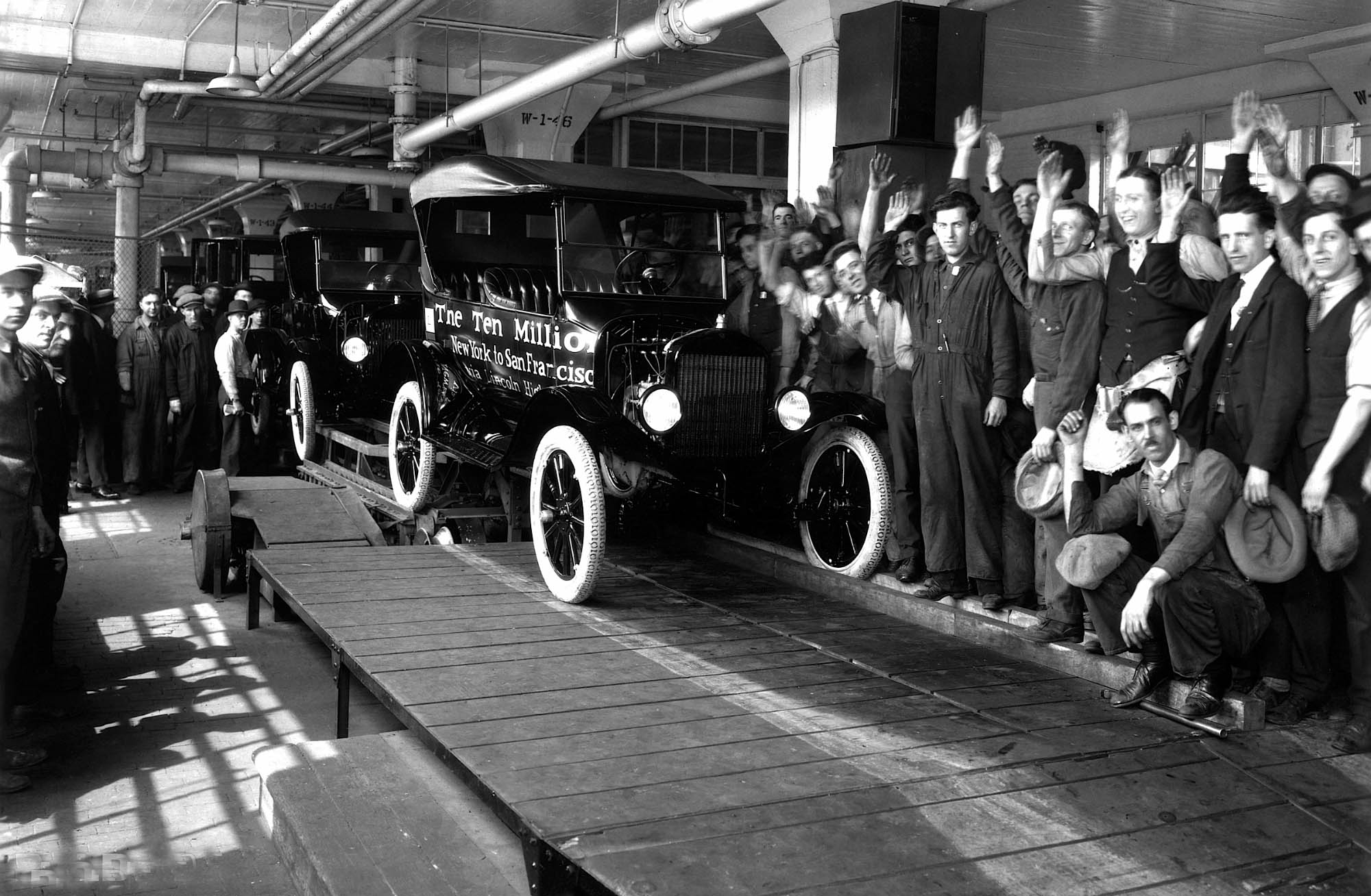 A Red Letter Day In American History The Antiplanner Since Model T Is So Similar To